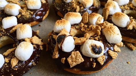 protein donuts healthy s mores protein donuts