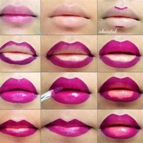 video tutorial lipstik ombre 10 best lipstick tutorials for beginners step by step