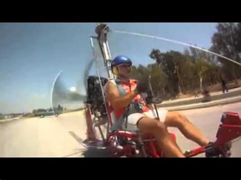 Gopro Cogan ultralight butterfly gyroplane wing rotors