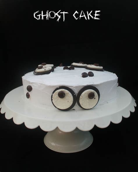 gluten free spooky ghost cake simply southern mom