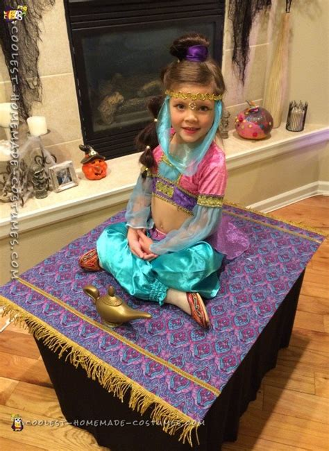 rug costume awesome genie on flying carpet illusion costume