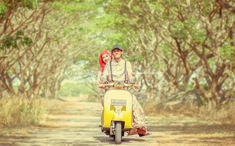 Lukisan Retro Jadul Unik Our Kitchen foto prewedding motor ala biker outdoor 187 lukihermanto fotografix
