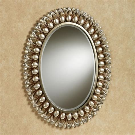 framed oval mirrors for bathrooms tips choosing oval bathroom mirrors
