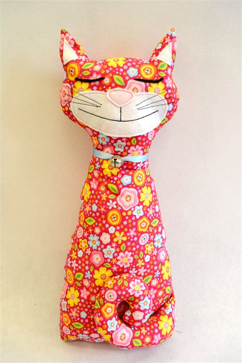 free sewing pattern cat doorstop cat doorstop sewing pattern