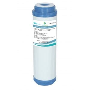 Water Cure Gac 10 Granular Activated Carbon 10 quot carbon gac water filter cartridge granular activated carbon