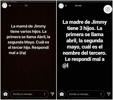 cadenas historias de instagram quot la mam 225 de jimmy tiene varios hijos quot un nuevo acertijo