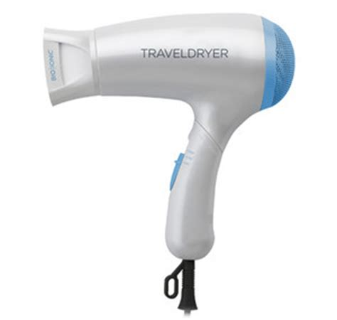 bio ionic travel pro hair dryer glamot