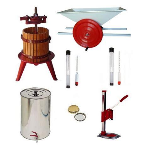 fare il vino in casa kit per fare il vino base attrezzatura per fare il