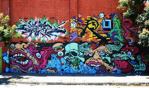 Graffiti Background Wall Street Art   PixelsTalk.Net