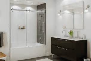what are the benefits bathtub shower doors bath decors