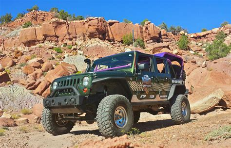 The Jeep In The World Top Of The World Zion Jeep Tours Zion Atv Jeep Tours
