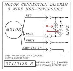 bodine electric motor wiring doityourself community forums