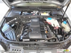 Audi A4 Motor 2007 Audi A4 2 0t Sedan 2 0 Liter Fsi Turbocharged Dohc 16