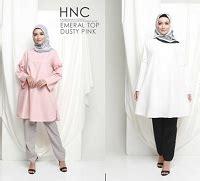 Ervina Top Hnc Radwah Diskon softaya pusat baju muslimah bermerk model
