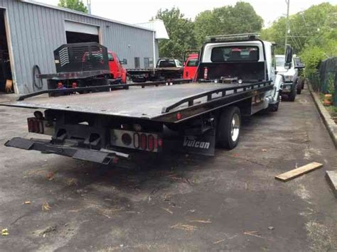 tow truck bed international terrastar 2014 flatbeds rollbacks
