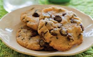 Chloe coscarelli s mojito chocolate chip cookies