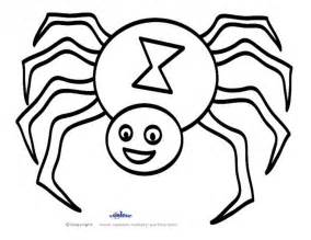 spider coloring pages spiders for az coloring pages