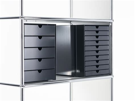 schreibtisch set usm haller usm inos box set c4 for usm haller shelves by