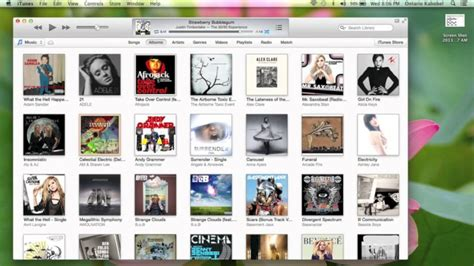 itunes home