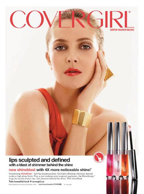 Drew Barrymore Covergirl by Twist D C Drew Barrymore For Covergirl