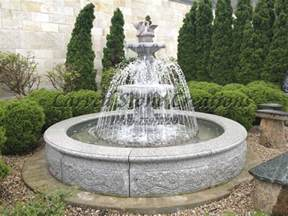 Garden Fountains by Home Design Peenmedia