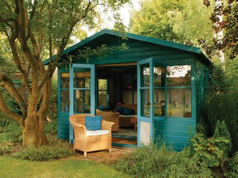 colorful outdoor rooms hgtv