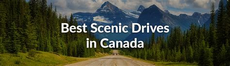 best scenic road trips in usa top 10 road trips in canada vroomvroomvroom