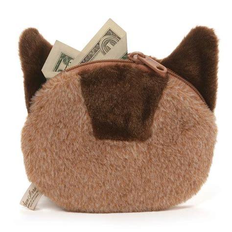 Gund Boo Coin Purse cat coin purse 5 quot gund