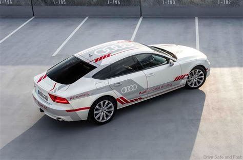 audi customers experience piloted driving on the a9