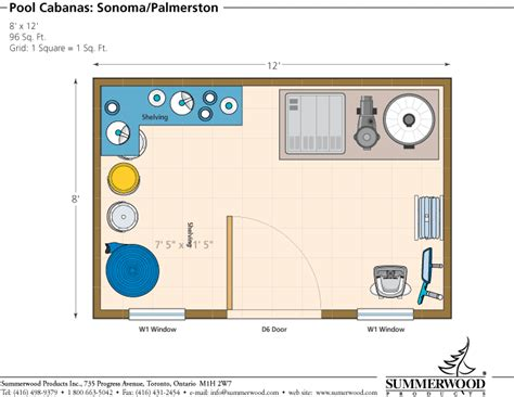 pool cabana floor plans plan from making a sheds february 2015