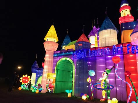 lantern light festival canterbury park lantern light festival celebrates culture at