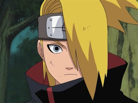 film robot naruto deidara naruto wiki fandom powered by wikia
