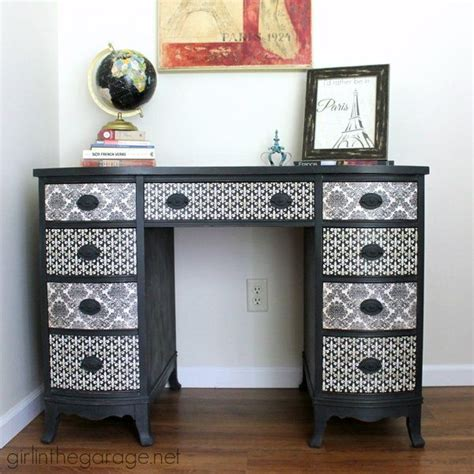 Decoupage Desk - 25 best ideas about decoupage desk on
