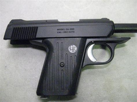 Cobra 380 Auto Price by Cobra Enterprises Ca 380 Semi Auto Pistol Picture 2