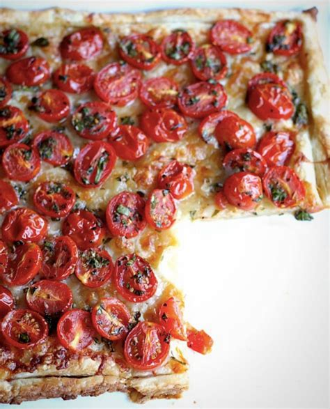easy sweet and savory cherry tomato tart 20 savory and sweet tarts that ll make your mouth water