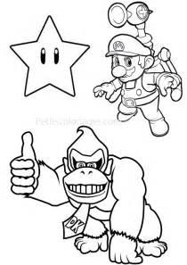 138 Dessins De Coloriage Mario Bros 224 Imprimer Sur