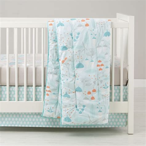 Land Of Nod Crib Sheets by Crib Bedding Crib Bedding Sets The Land Of Nod