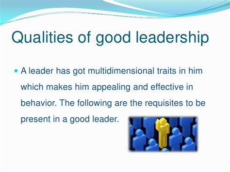 unspectacular but solid does this sum up what makes a great leader