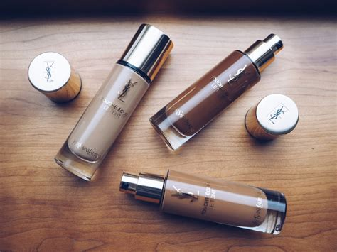 new and improved ysl touche 201 clat le teint foundation