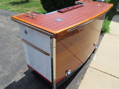 boat transom bar plans mobil transom bar by mikee lumberjocks