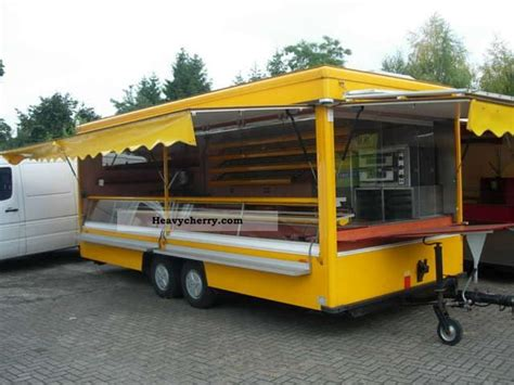 Bakery Sales by Borco Hohns Borco H 246 Hns Bakery Sales Trailer 2006 Traffic Construction Trailer Photo And Specs