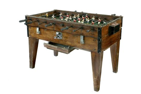 Retro Dining Room vintage table football toys games amp models the