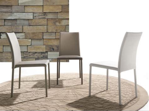 sedie in pelle economiche sedia cloe 216 sedie ecopelle pelle sedute