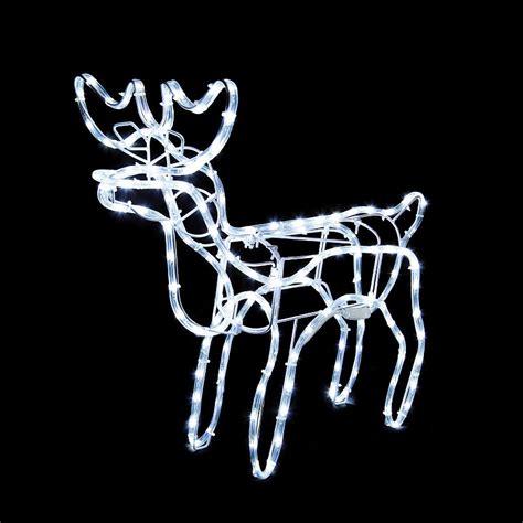 tis  season mini reindeer led rope light reindeer christmas decoration