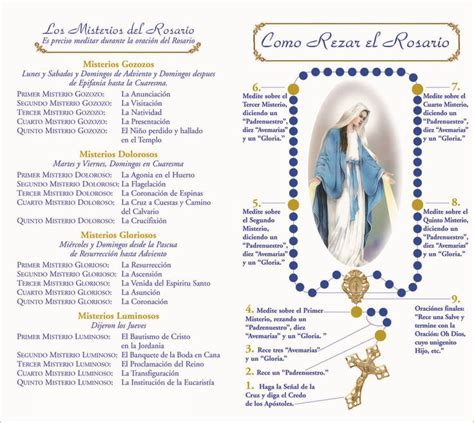 printable version of how to pray the rosary 17 best images about rosary on pinterest activities