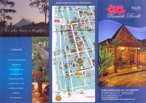 desain brosur wisata 35 best images about contoh desain iklan on pinterest