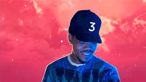 coloring book chance the rapper record chance the rapper coloring book chance 3 album