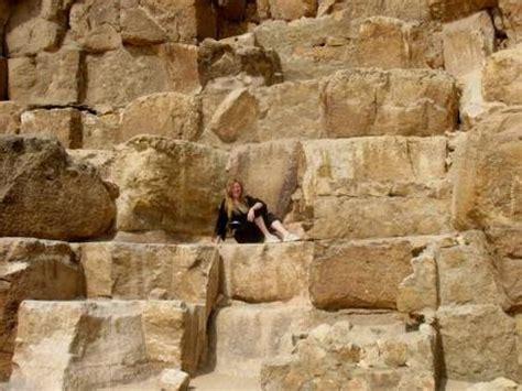 interno piramide cheope il cairo dalle piramidi di giza ad abu simbel paperblog