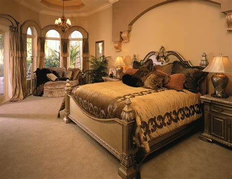 masculine elegance master bedroom interior design