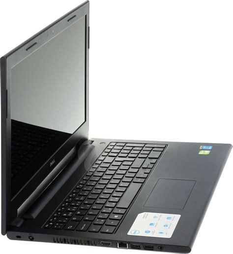Laptop Dell Inspiron 15 3000 dell inspiron 15 3000 black notebook alzashop